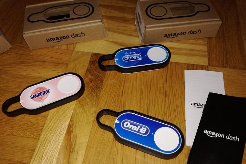 Dash Button Test