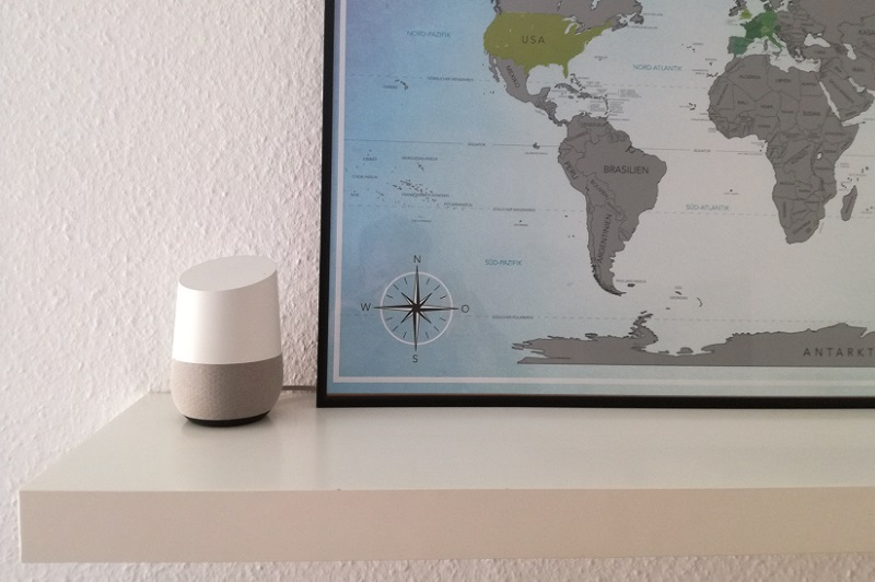 Google Home Test