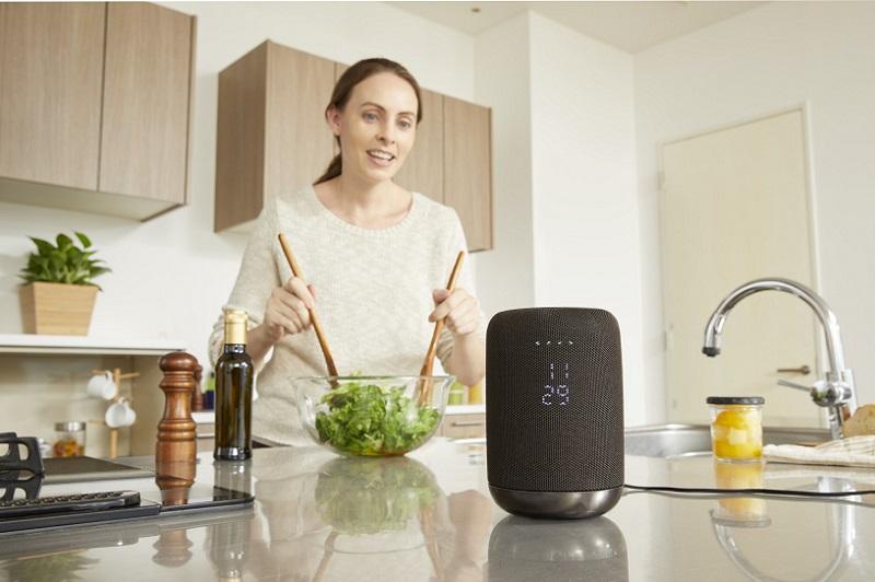 Smarte Lautsprecher mit Google Assistant