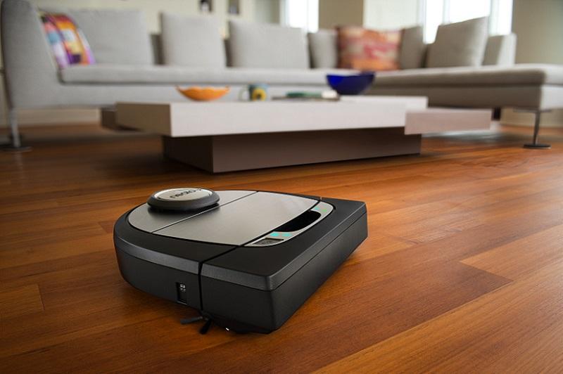 Neato stellt neuen Roboterstaubsauger Botvac D7 Connected vor