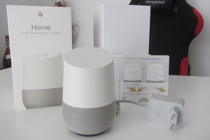 Google Home: Vorschauprogramm ab nun auch in Deutschland verfügbar