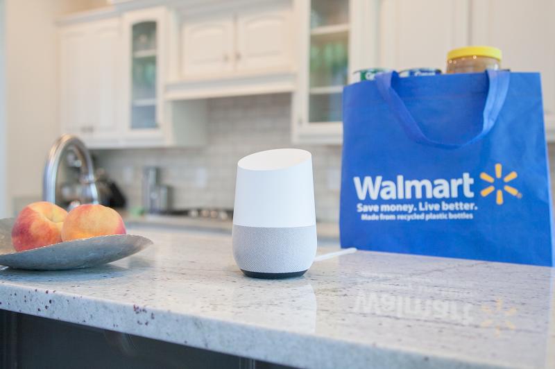 Walmart kooperiert mit Google: Bestellungen via Google Assistant aufgeben