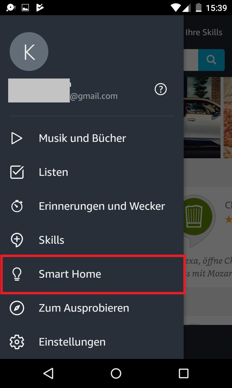 Schritt 7: Alexa mit TP-Link verbinden