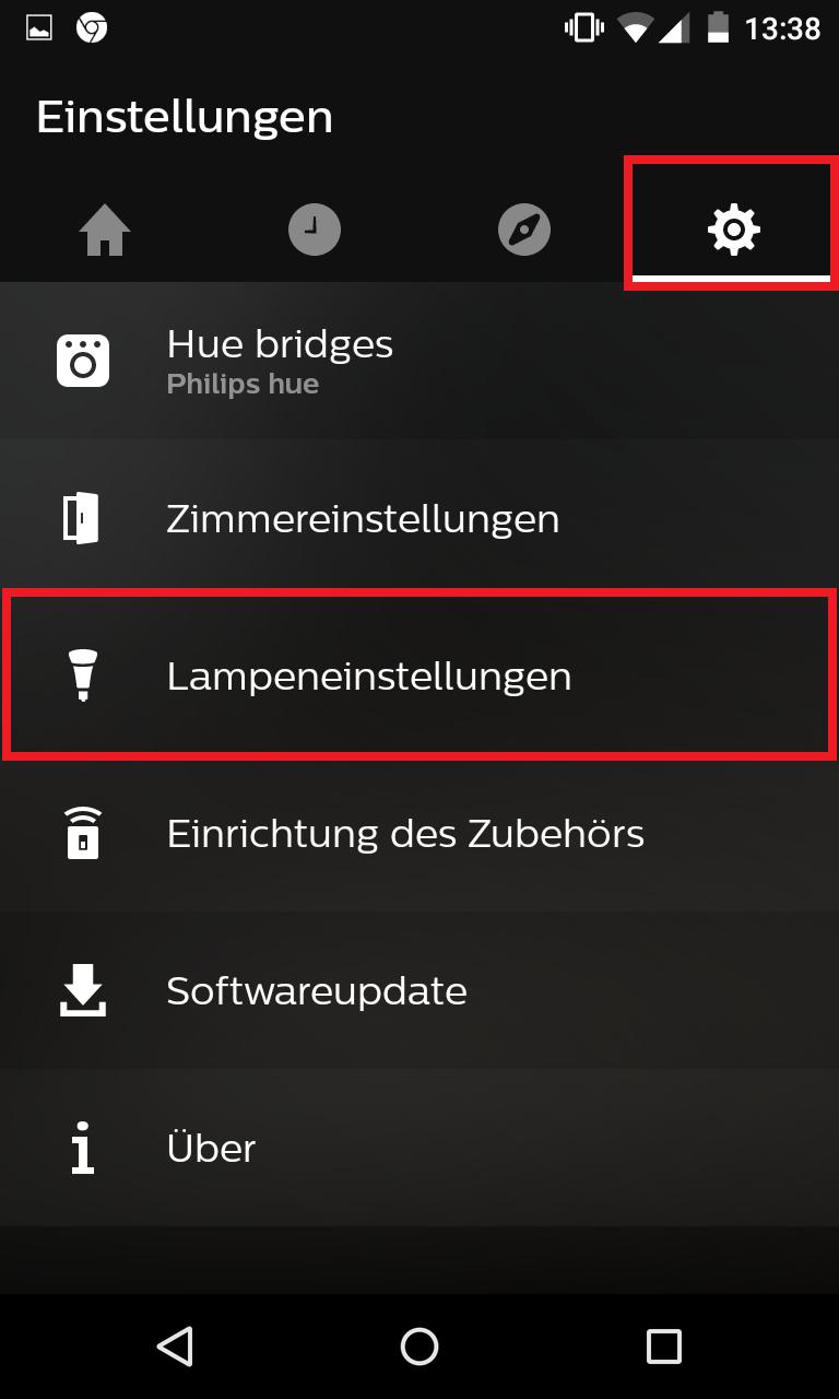 Schritt 1: Ikea Trådfri mit Philips Hue verbinden