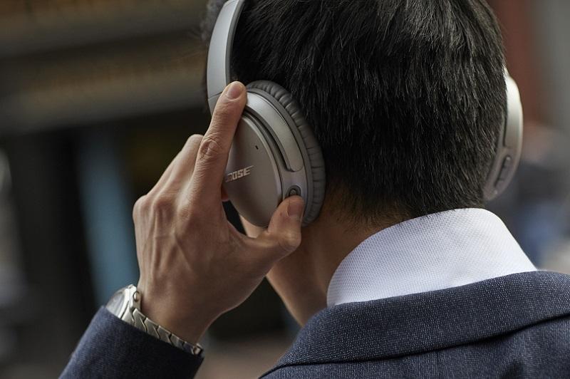 Bose QC35 II: Erste Kopfhörer mit Google Assistant