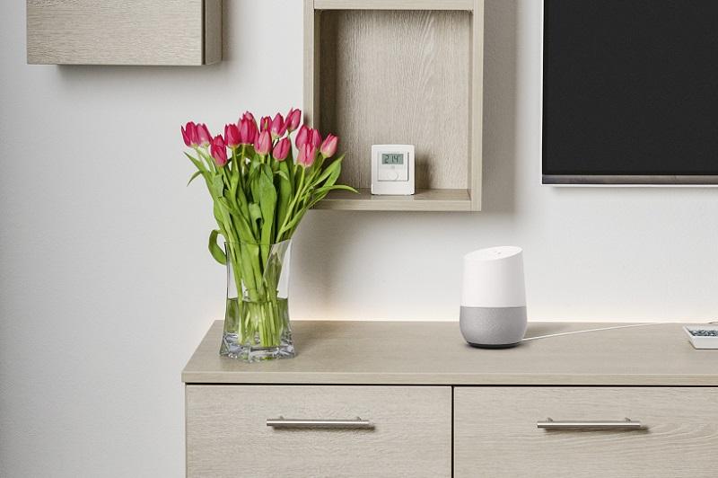 Homematic IP ist mit dem Google Assistant kompatibel
