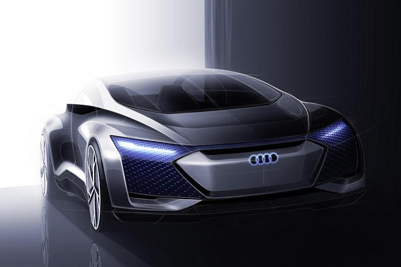 IAA: Konzeptstudien der drei großen deutschen Premium-Automobilhersteller