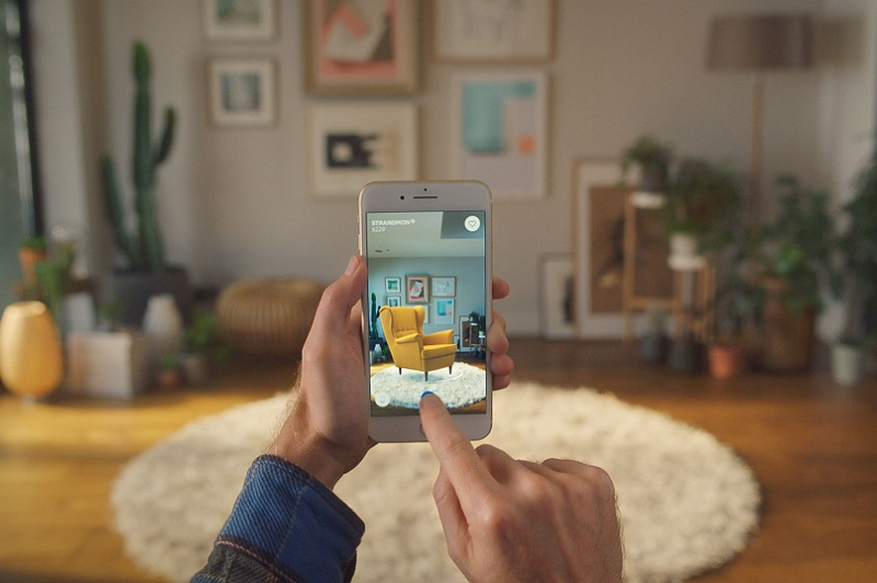 IKEA: Augmented Reality App für iOS 11