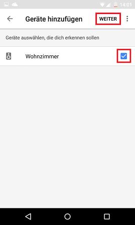 Schritt 4: Google Assistant: Multi-User-Unterstützung