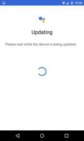 Schritt 7: Google Assistant: Multi-User-Unterstützung
