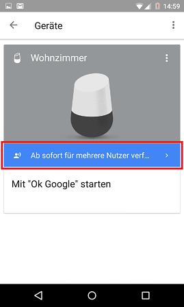 Schritt 2.2: Multi-User-Unterstützung einrichten