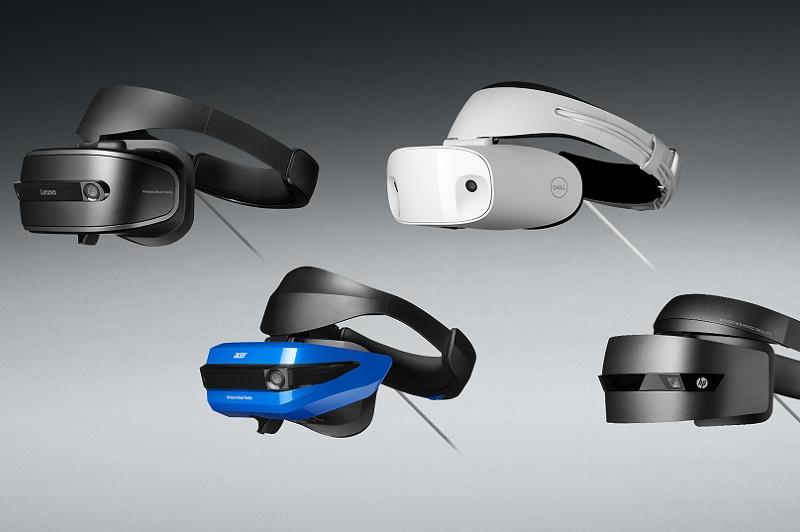 Microsoft stellt auf seinem Mixed Reality Event neue Geräte vor