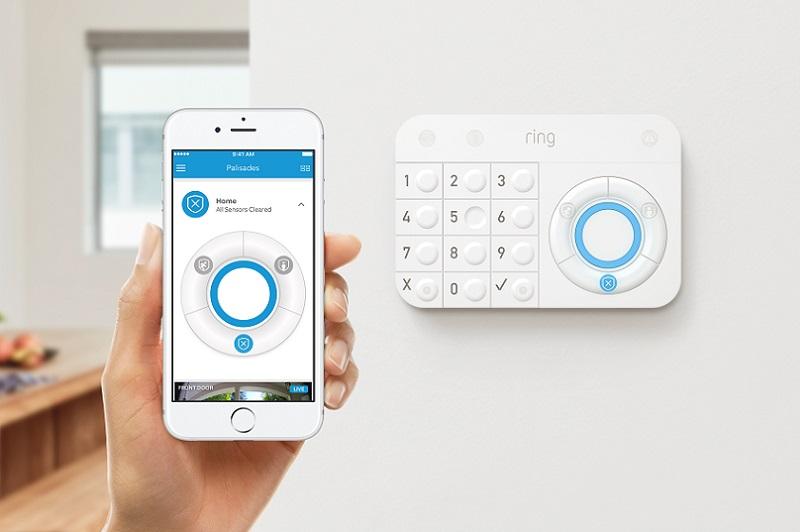 Ring stellt Smart Home-Sicherheitssystem vor