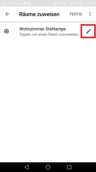 Schritt 5: Sonoff mit dem Google Assistant verbinden