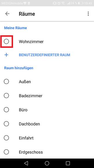 Schritt 6: Sonoff mit dem Google Assistant verbinden