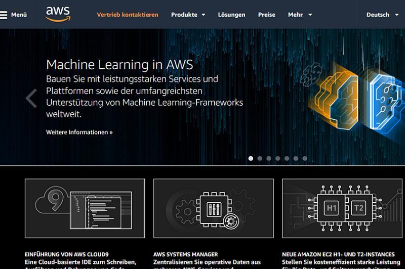 Deep-Learning-basierte Videoerkennung mit Amazon Rekognition Video