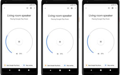 Update: Google Home App erhält Facelifting