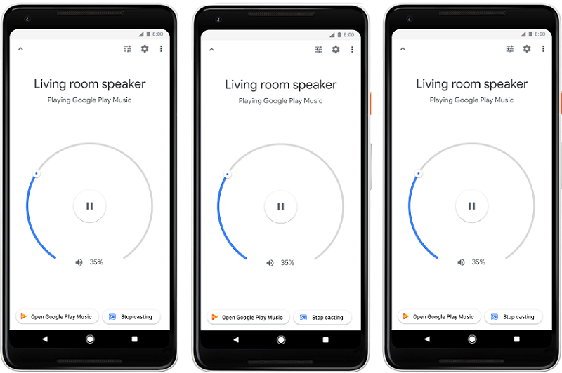 Update: Google Home App erhält Facelifting