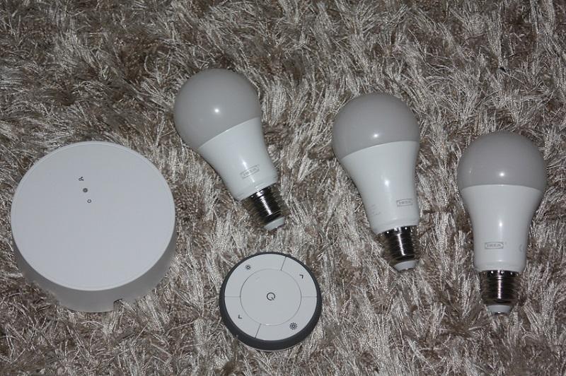 Ikea Trådfri Test