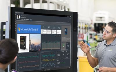 Microsoft IoT Central geht als Preview an den Start