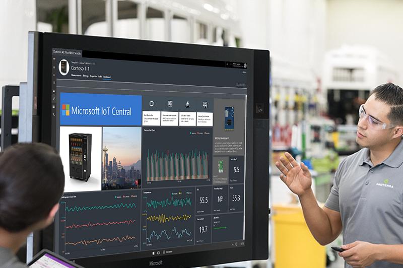 Microsoft IoT Central geht als Preview an den Start