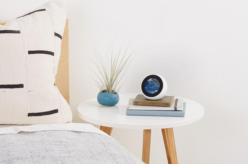 Amazon Echo Spot jetzt vorbestellbar. Ab dem 24.01 verfügbar.