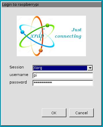 Raspberry Pi via Remote-Desktop (XRDP) fernsteuern - Desktop vom Raspberry übernehmen