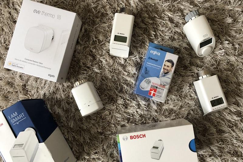 Smart Home Heizkörperthermostat Test