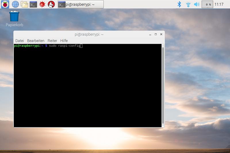 Raspberry Pi Erste Schritte