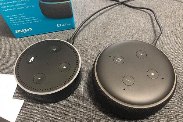 Echo Dot 3 Erfahrung. Klang.