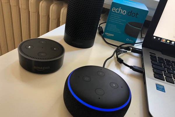 Echo Dot 3 Alexa. Funktionsumfang.